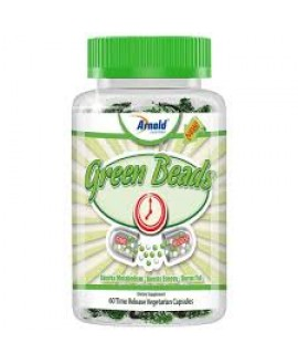 Green Coffee Beads  Arnold Nutrition - 60cp