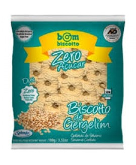 Biscoito Bom Biscoito Zero - 100gr