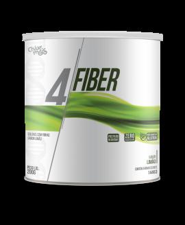 4 Fiber ClinicMais Chá Mais - 200gr