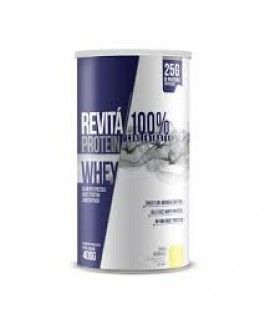 Revitá 100% Concentrate Protein ClinicMais Cha Mais -