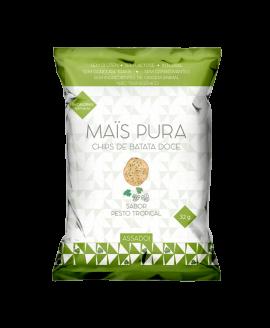 Chip Batata Doce Mais Püra Pesto Tropical - 32gr