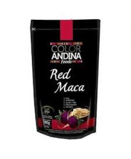 Red Maca Color Andina Food - 100g