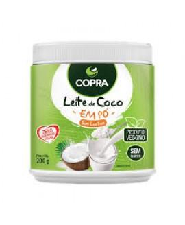Leite de Coco em Pó Copra - 200gr