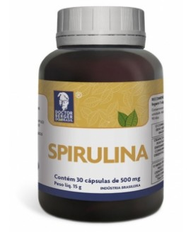Spirulina Doctor Berger 500mg - 30cp