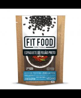 Espaguete Feijão Preto Fit Food -  200gr