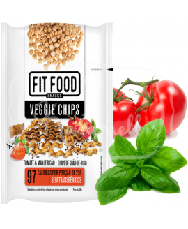 Veggie Chip Fit Food - 50gr