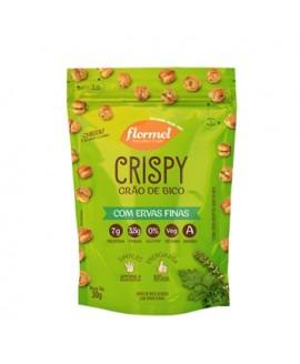 Crispy Grão de Bico Ervas Finas Flormel - 30gr
