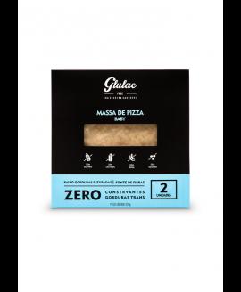 Massa Pizza Baby Glulac - 2 unid 220gr