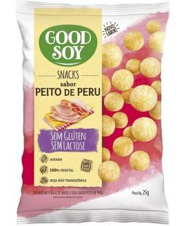 Snack Peito Perú Goodsoy - 25gr