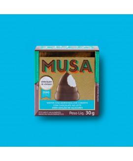 Musa Nhá Benta Marshmallow Chocolate ao Leite Gold&Ko - 30gr
