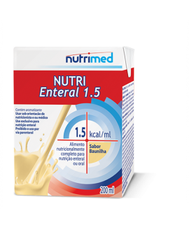 Nutri Enteral 1.5 Chocolate Nutrimed - 200ml