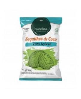 Sequilho Coco zero Açúcar Nutripleno - 90gr
