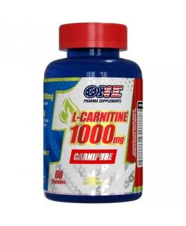 L-Carnitine 1000mg One Pharma - 60cp
