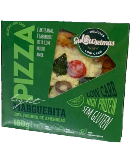 Pizza  Low-Carb Marguerita Gulowseimas - 180gr