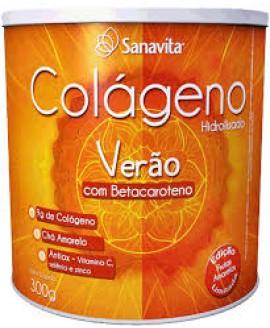 Colageno Verão Sanavita - 300gr