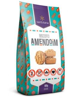 Biscoito Amendoim Santulana - 100gr