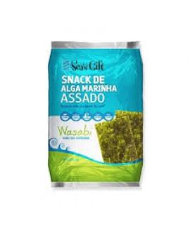 Snack de Alga Wasabi Sea's Gift - 5gr