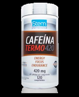 Cafeina Powder Stem Pharmaceutical - 120cp