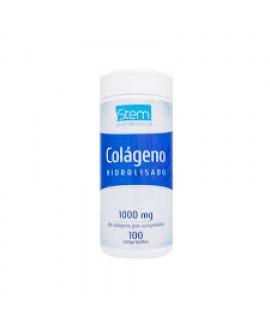 Colágeno Hidrolisado  Stem Pharmaceutical - 50cp ou 100cp