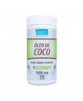 Óleo de Coco Stem Pharmaceutical 1000mg - 120cp