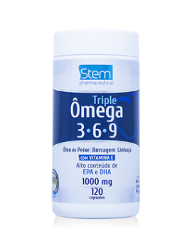Ômega 3 6 9 Stem Pharmaceutical - 120cp
