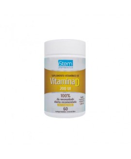 Vitamina D Stem Pharmaceutical - 60cp