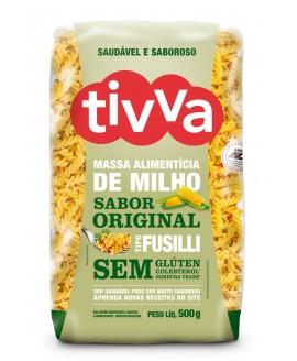 Macarrão Tivva Fusili Milho - 500gr