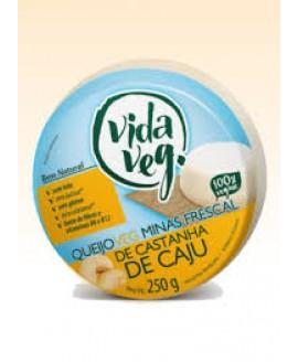Queijo Vida Veg Minas Frescal de Castanha de Cajú - 250g
