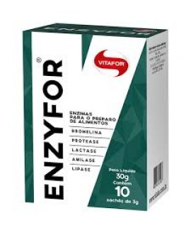 Enzyfor Vitafor - 10 sachês