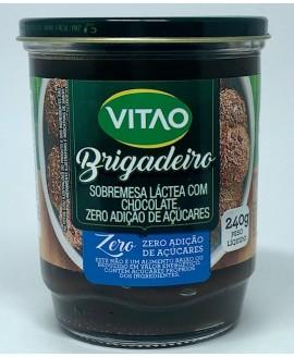 Brigadeiro Zero Açúcar Vitao - 240gr