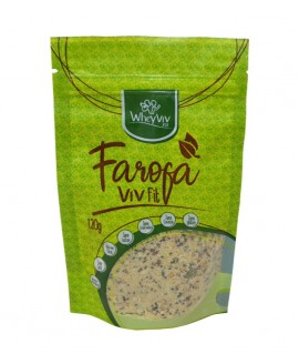Farofa Fit WheyViv - 120gr