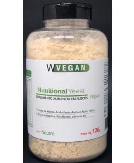 Levedura Nutrition Yeast WVegan - 120gr