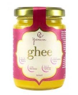 Manteiga Ghee Yamuna Artesanal -160ml
