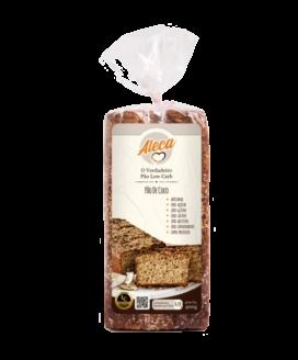 Pão de Coco Aleca Low Carb - 400gr