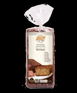 Pão de Linguiça Aleca Low Carb - 400gr