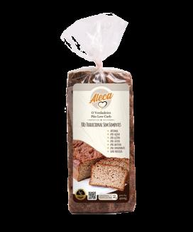 Pão de Castanha do Pará Low Carb Aleca - 400gr