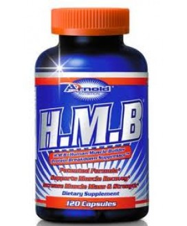 HMB Arnold Nutrition - 120cp