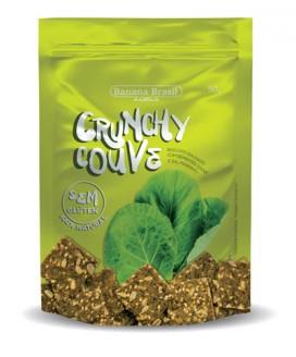 Biscoito Crunchy Couve Banana Brasil - 50gr