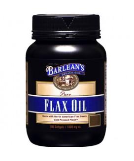 Flaxeed oil Barlean's 100cp