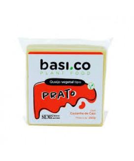 Queijo Prato Basi.co Plant Food - 250gr