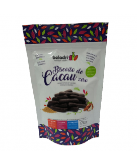 Biscoito Cacau Zero Beladri - 120gr