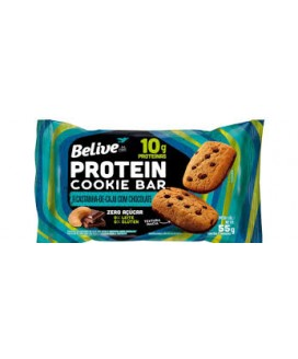 Protein Cookie Bar Castanha-de-Caju com Chocolate Belive - 55gr