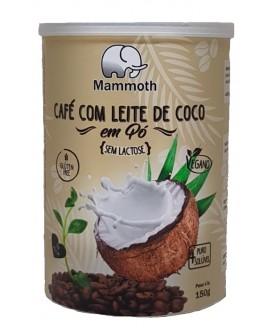 Café com Leite de Coco em Pó Mammoth - 150gr
