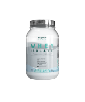Whey Isolate Bioghen Nutrition - 900gr