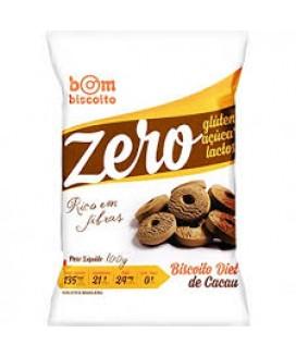 Biscoito Bom Biscoito Cacau Zero - 100gr