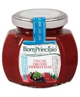 Geleia Bom Princípio Frutas Vermelhas - 230gr