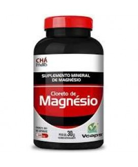 Cloreto de Magnésio 50mg Clinicmais - 60cp