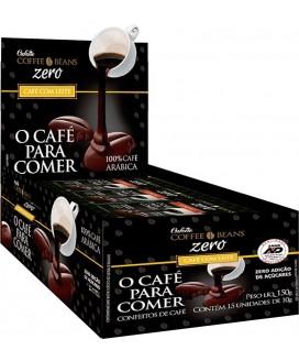 Chocolate Coffee Beans Café com Leite Zero Cafene - 150gr