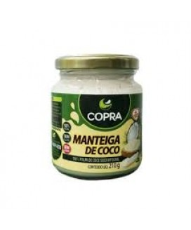 Manteiga de Coco Copra - 210gr