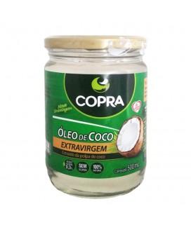 Óleo de Coco Extravirgem Copra - 500ml